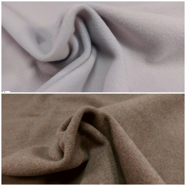 Mantel Wollstoff mit Kaschmir