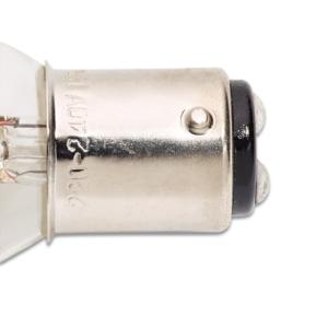 Glühbirne für Nähmaschinen, 15W, Bajonett-Fassung