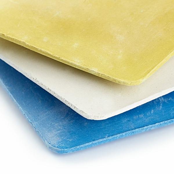 Prym Schneiderkreide-Platten, gelb/blau