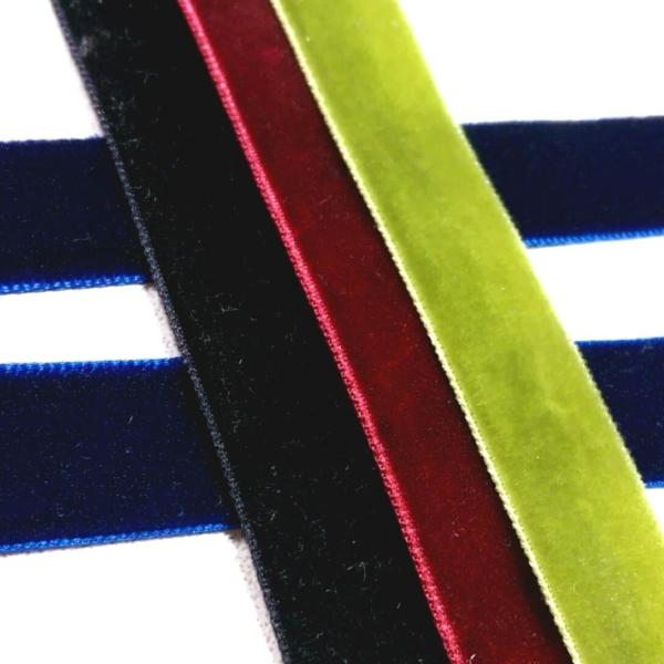 Samtbänder 15mm