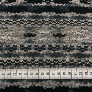 Strick Knittet Fleece