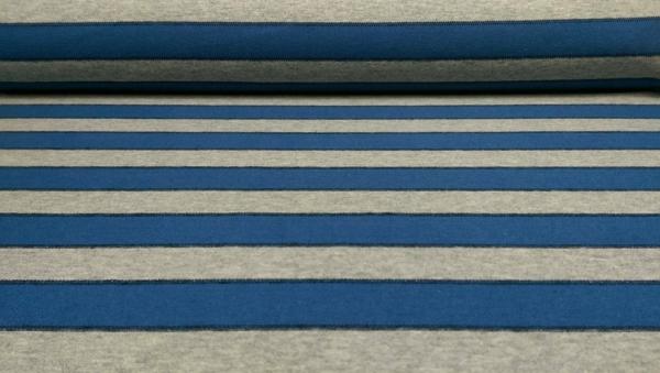 Baumwoll Jersey Streifen