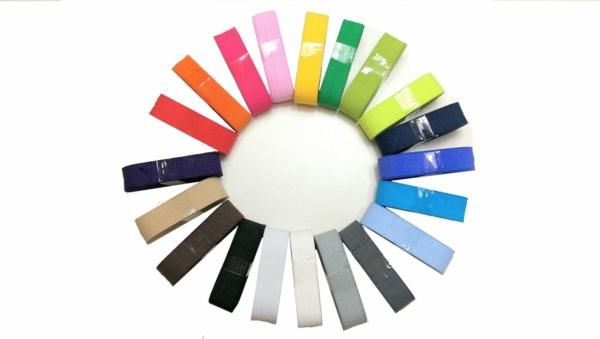 Gummi Colour Line 20mm, 2m pro Stück