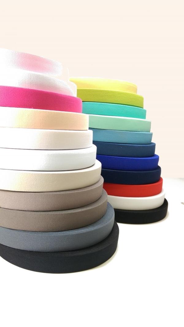 Gummi Colour Line Uni 25mm