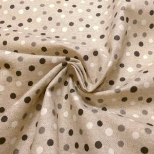 Beschichtetes Baumwoll Stoff Mit Punkten Jp Stoff Export
