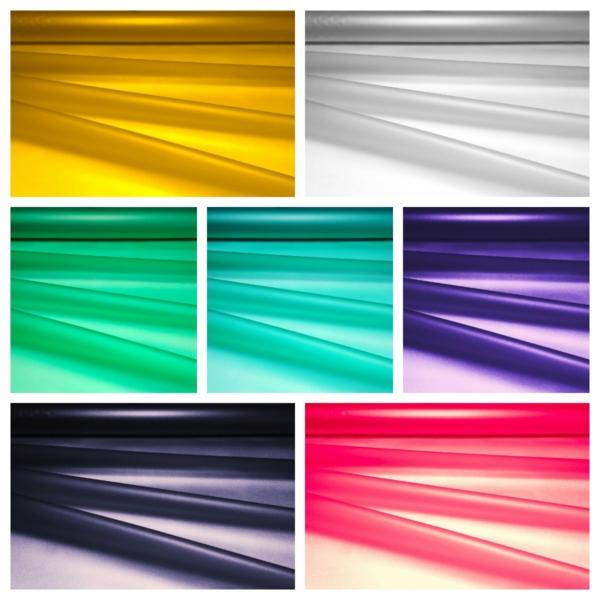 TPU - Weicher Transparenter Regenmantel Stoff