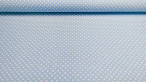 Baumwoll Jersey mit Sternchen