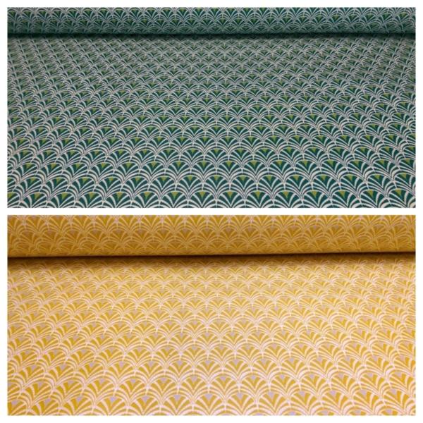 Beschichtetes Baumwoll Stoff