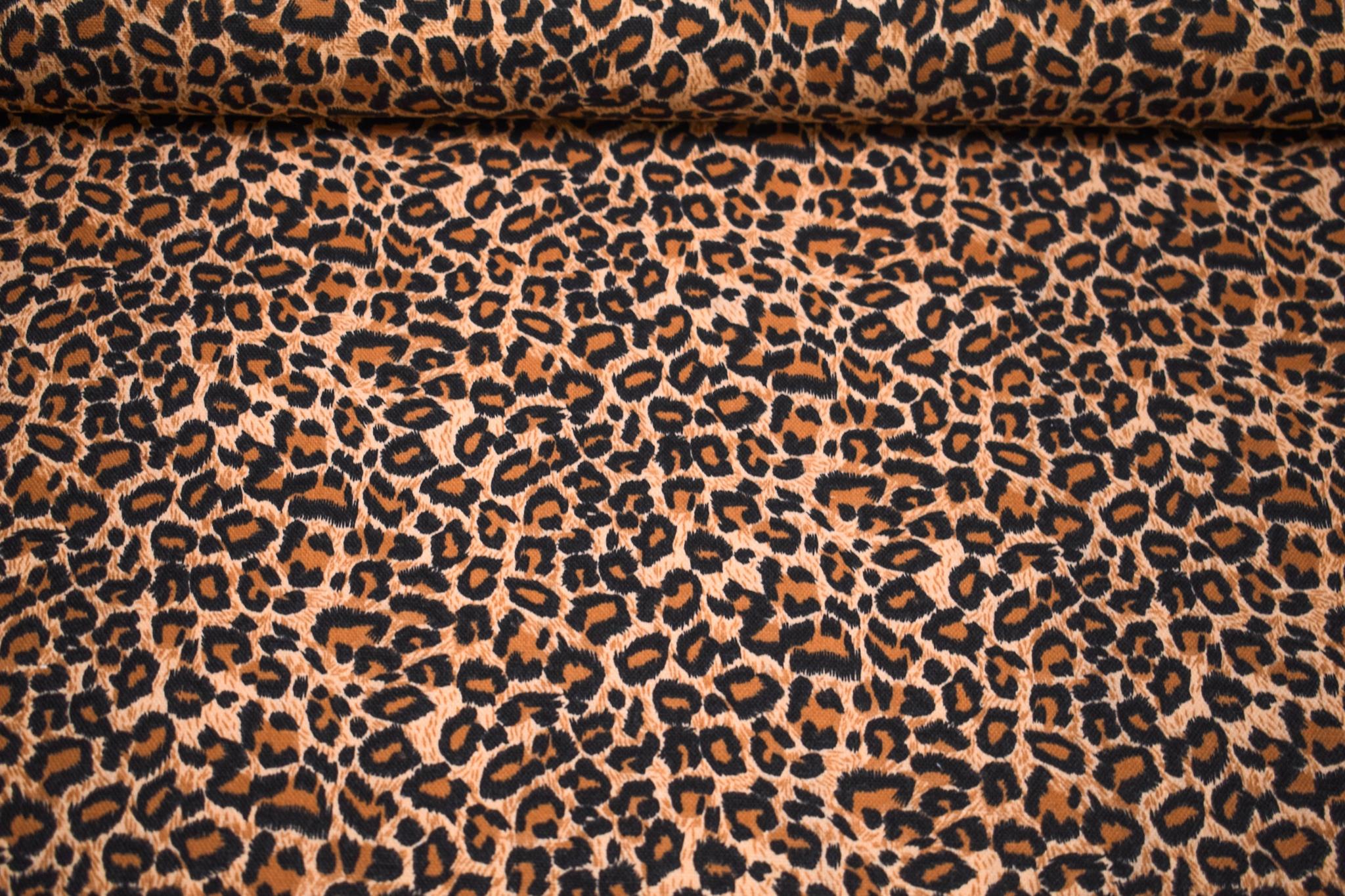 Leoparden Braun