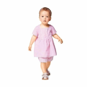 Burda Schnittmuster 9339 Baby Kombination