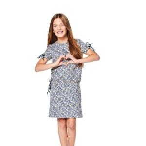 Burda Schnittmuster 9344 Kinder Kleid und Top