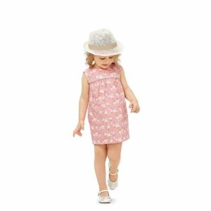Burda Schnittmuster 9377 Kinder Passenkleidchen - Blüschen - Gummizughose