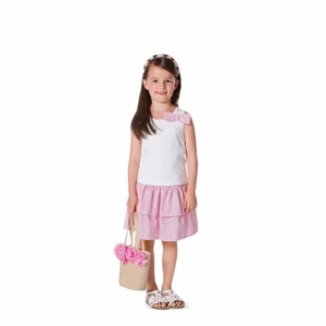 Burda Schnittmuster 9439 Kinder T-Shirt und Top