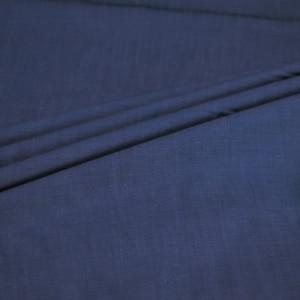 Baumwoll Hemd Stoff in Jeansart