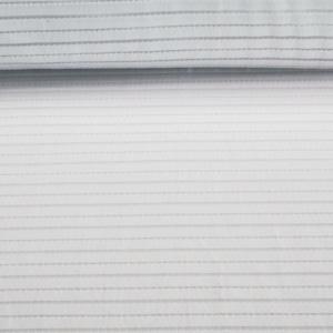 Lycra Devore mit Streifen